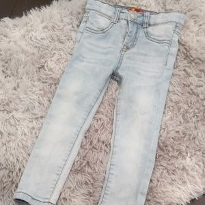 7 for all mankind jeans size 2 t